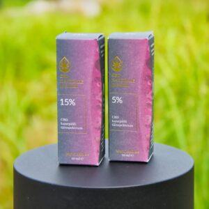 CBD Oil Naturale Premium 5%+15%